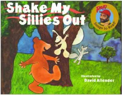 Shake My Sillies Out By Raffi/ Allender, David (ILT)
